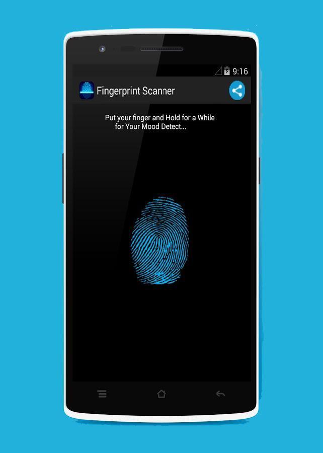 Fingerprint Scanner for Android - APK Download