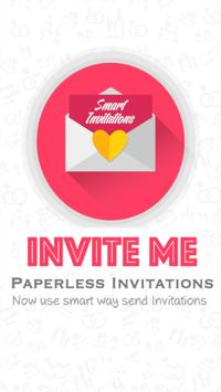 Invitation maker apk download free social app for android invitation maker poster invitation maker apk screenshot invitation stopboris Choice Image