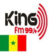 kingfm radio icon