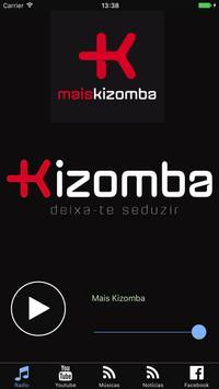 Mais Kizomba poster