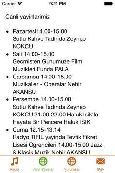 Radio Café Turc screenshot 1