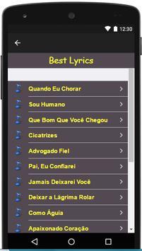 Lyrics Bruna Karla song apk screenshot