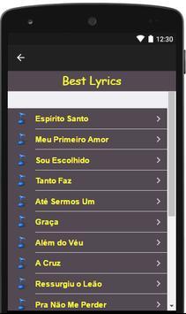 Lyrics Priscilla Alcântara top apk screenshot