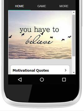 Motivational Quotes poster