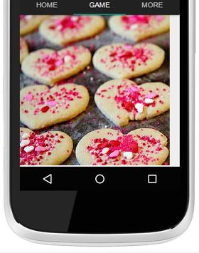 Valentine's Day Cookies apk screenshot