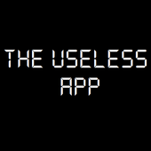 The Useless App icon
