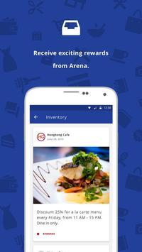 Arena Dining apk screenshot