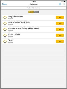 OGP Auditor apk screenshot