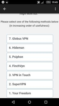 How to get Free Internet screenshot 2