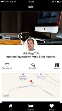 PavelApp screenshot 1