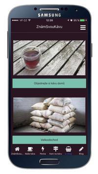 Pražírna apk screenshot