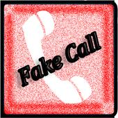 Fake Call & SMS أيقونة