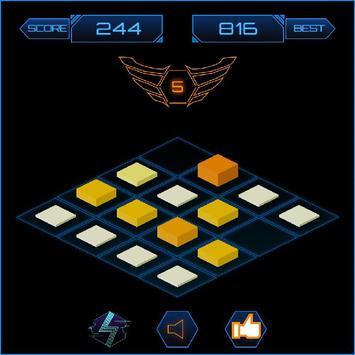 Isometric 2048 screenshot 1