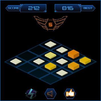 Isometric 2048 screenshot 2