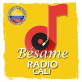 Bésame Cali Radio Colombia Bésame Radio FM Online icon