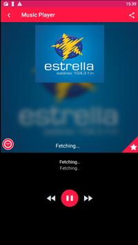 Estrella Estereo Medellin 104.3 FM Radio Online poster