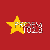 Pro FM Online 102.8 FM Radio Romania ProFM Live FM icon