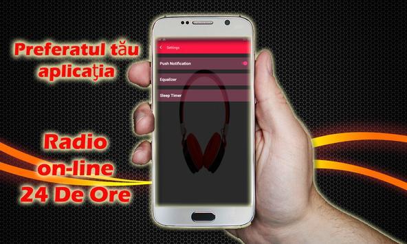 Pro FM Online 102.8 FM Radio Romania ProFM Live FM screenshot 3