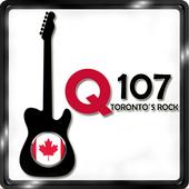 Q107 Radio Online Q107 Toronto Radio 107.1 icon