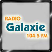 Radio Galaxie Haiti 104.5 FM Radio Haiti Online icon