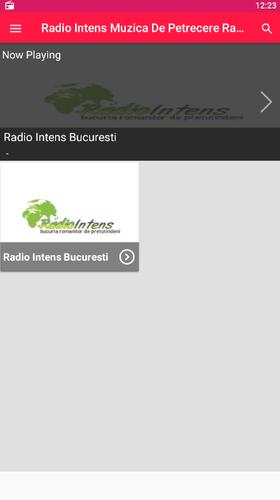 Radio Intens Muzica De Petrecere Radio Romania для андроид скачать Apk