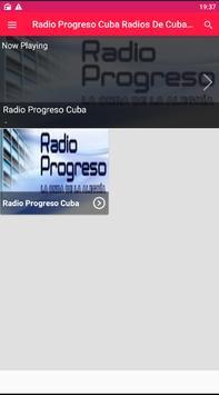 Radio Progreso Cuba Radios De Cuba Music Online poster