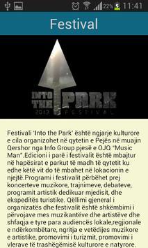 Into The Park screenshot 1