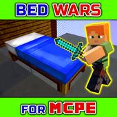 Icona Minecraft Letto Wars Gioco Mod