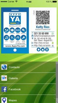Katty Rios poster