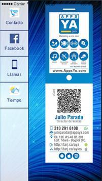 Julio Parada poster