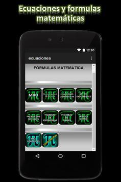 Ecuaciones de Segundo Grado screenshot 4