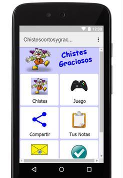 Chistes Cortos y Graciosos screenshot 4