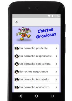 Chistes Cortos y Graciosos screenshot 5