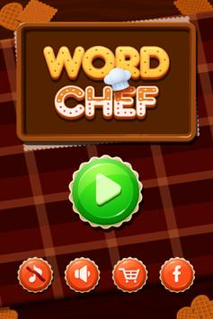 Word Puzzle Sous Chef poster