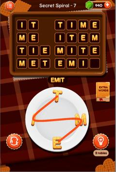 Word Puzzle Sous Chef screenshot 1