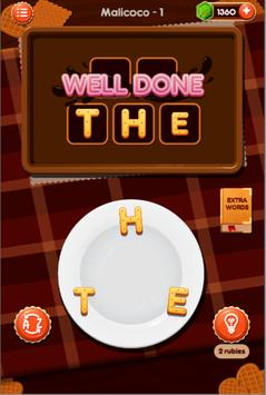 Word Puzzle Sous Chef screenshot 3