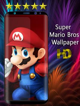 Super Mario Bros Wallpaper screenshot 1