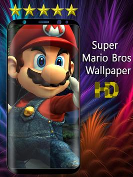 Super Mario Bros Wallpaper screenshot 2