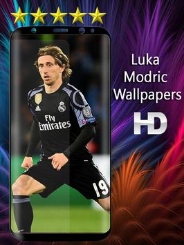 Luka Modric Wallpapers poster