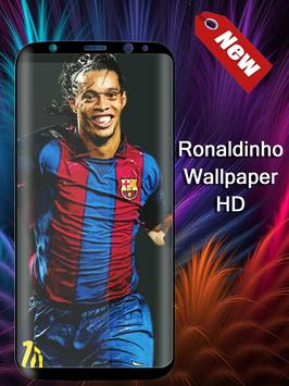 Ronaldinho Wallpaper hd poster