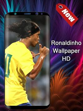 Ronaldinho Wallpaper hd apk screenshot