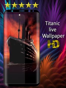 Titanic Live Wallpaper screenshot 5