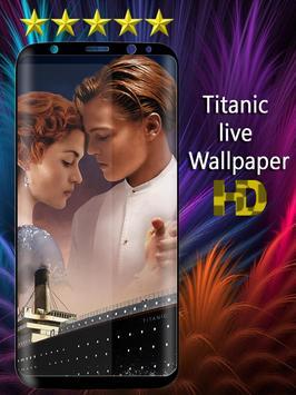 Titanic Live Wallpaper poster