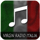 virgin radio italia: radio virgin app icon
