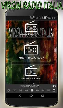 virgin radio italia: radio virgin app screenshot 7