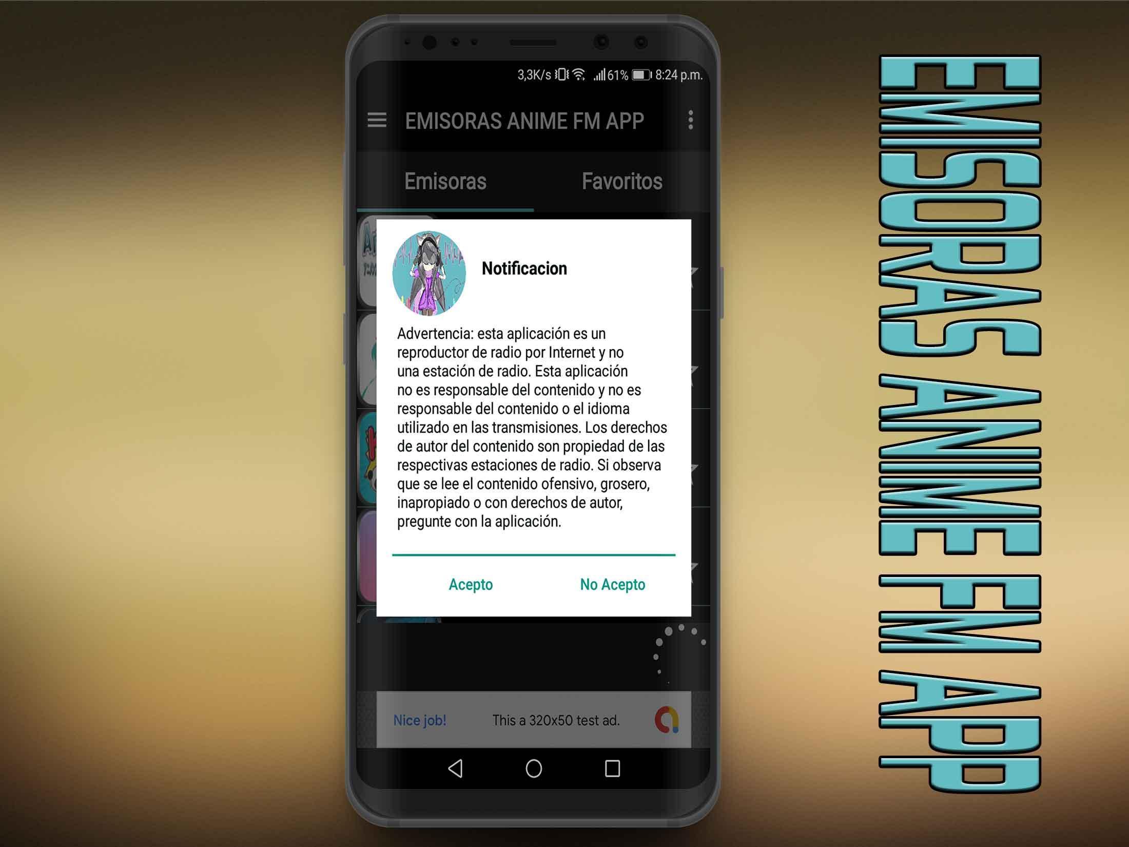 Emisoras Anime FM:Radios Anime online App for Android - APK