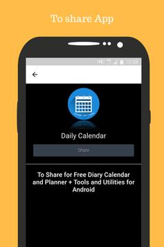 Free Diary Calendar and Planner for Android - APK Download