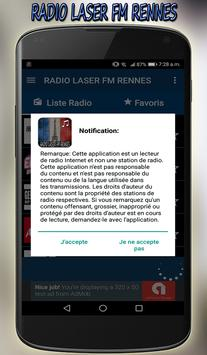 radio laser fm Rennes direct gratuit app screenshot 4