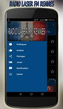 radio laser fm Rennes direct gratuit app screenshot 5