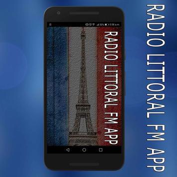 radio littoral fm en ligne gratuit app screenshot 1